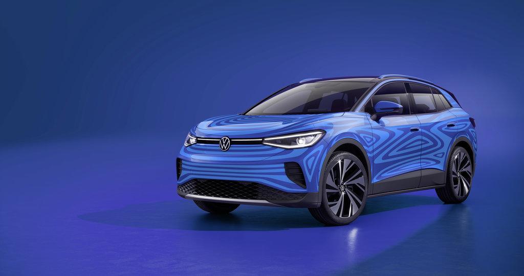 Der neue Volkswagen ID.4