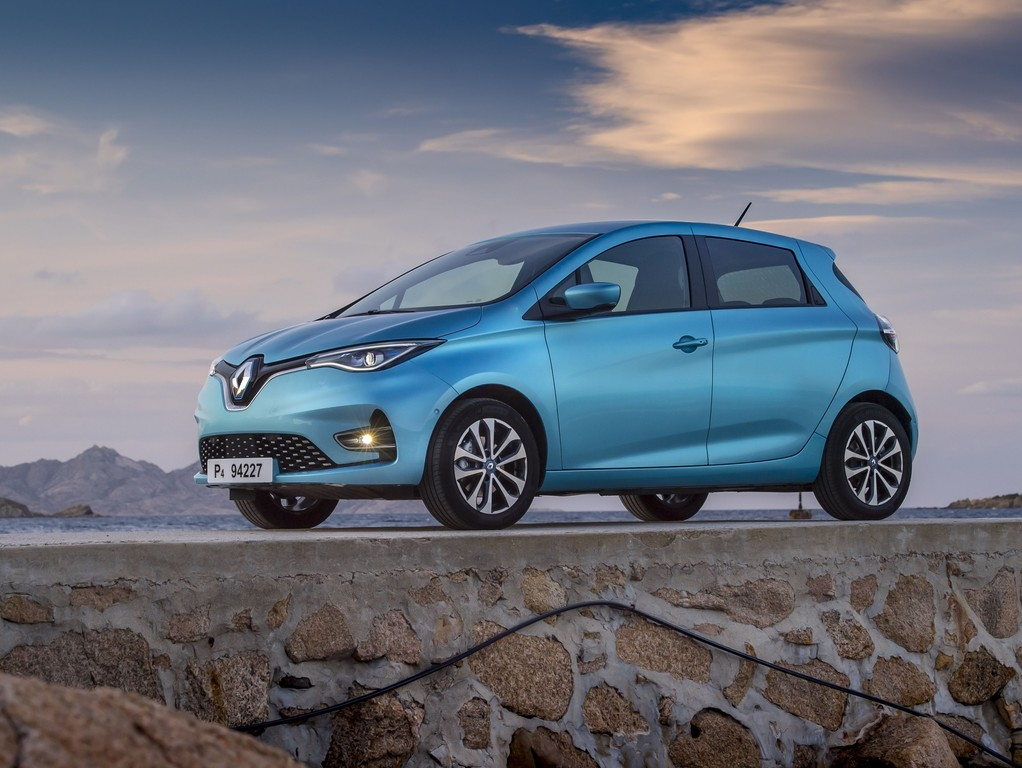 Renault Zoe steuert auf 40.000 Verkäufe zu