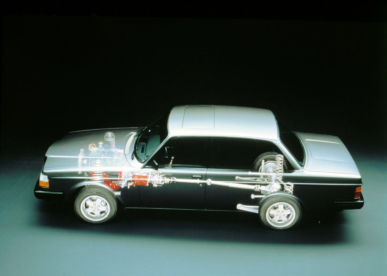 Volvo 240 Turbo 1984