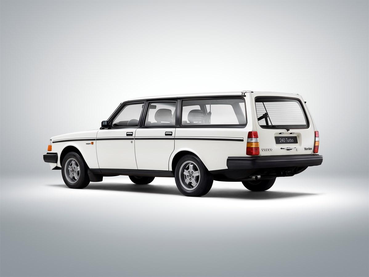 40 Jahre Volvo 240 Turbo