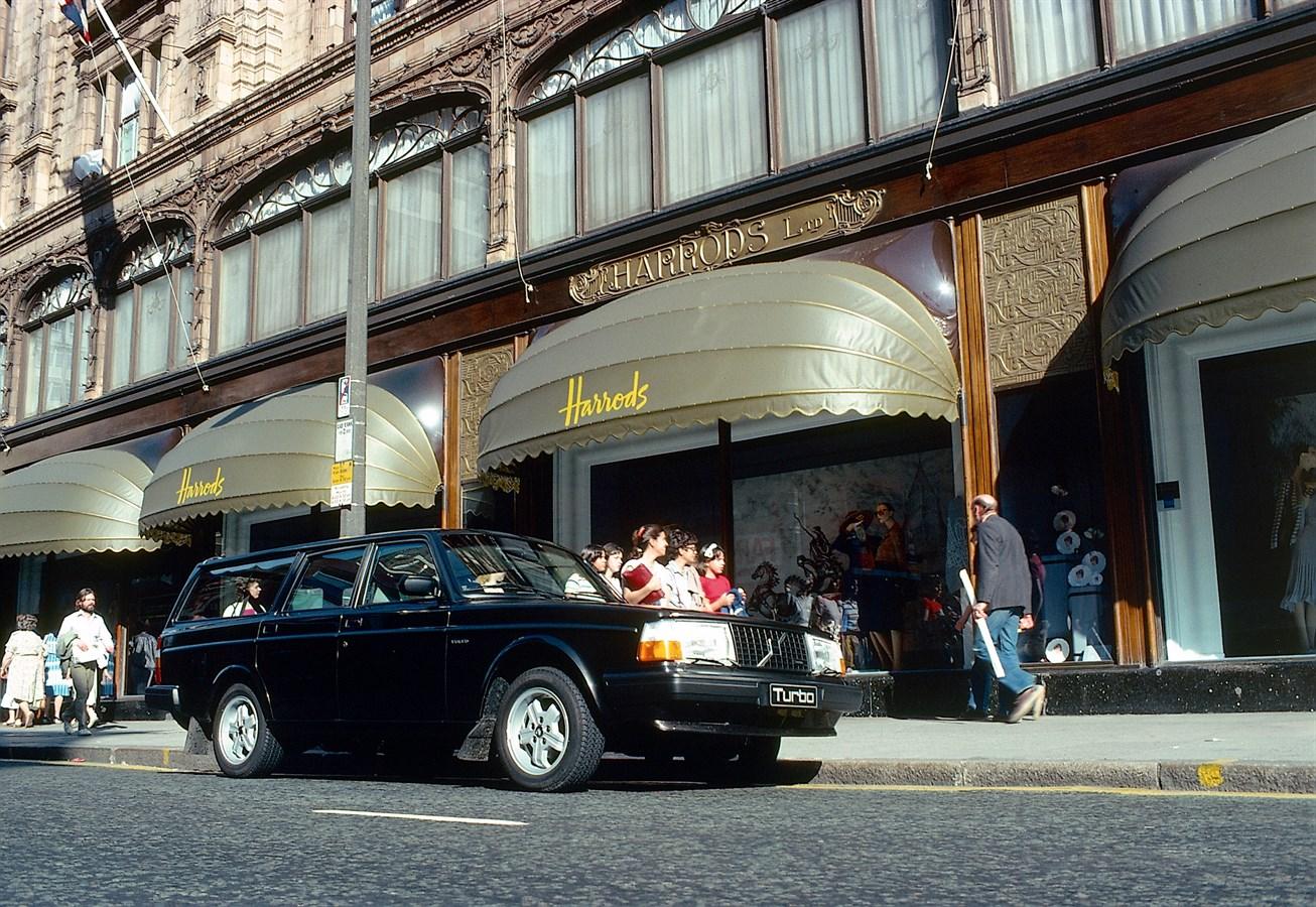 Volvo 245 Turbo 1982