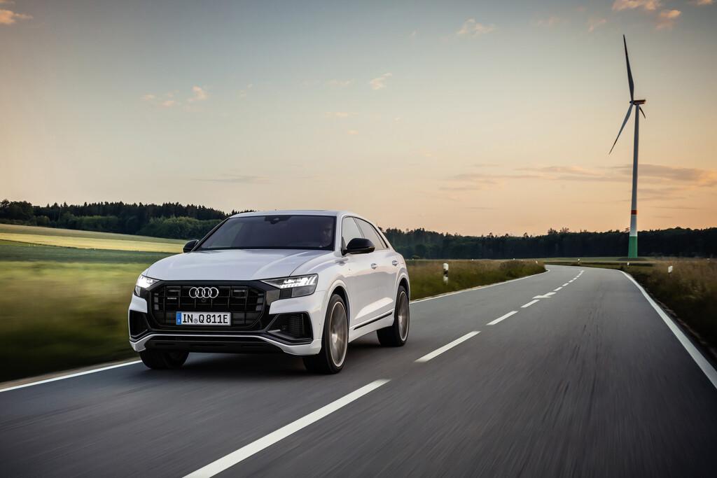 Audi bietet den Q8 nun auch als Plug-in-Hybrid an