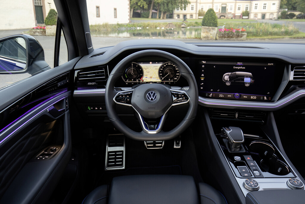 Volkswagen Touareg R innen