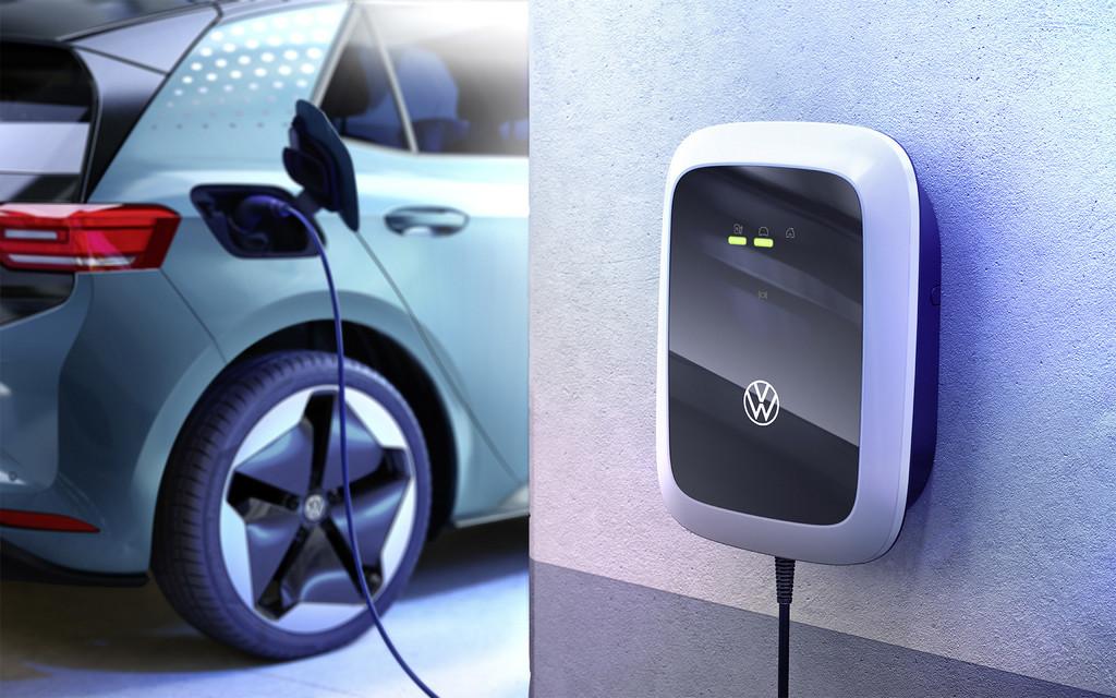 ID-Charger Connect von Volkswagen
