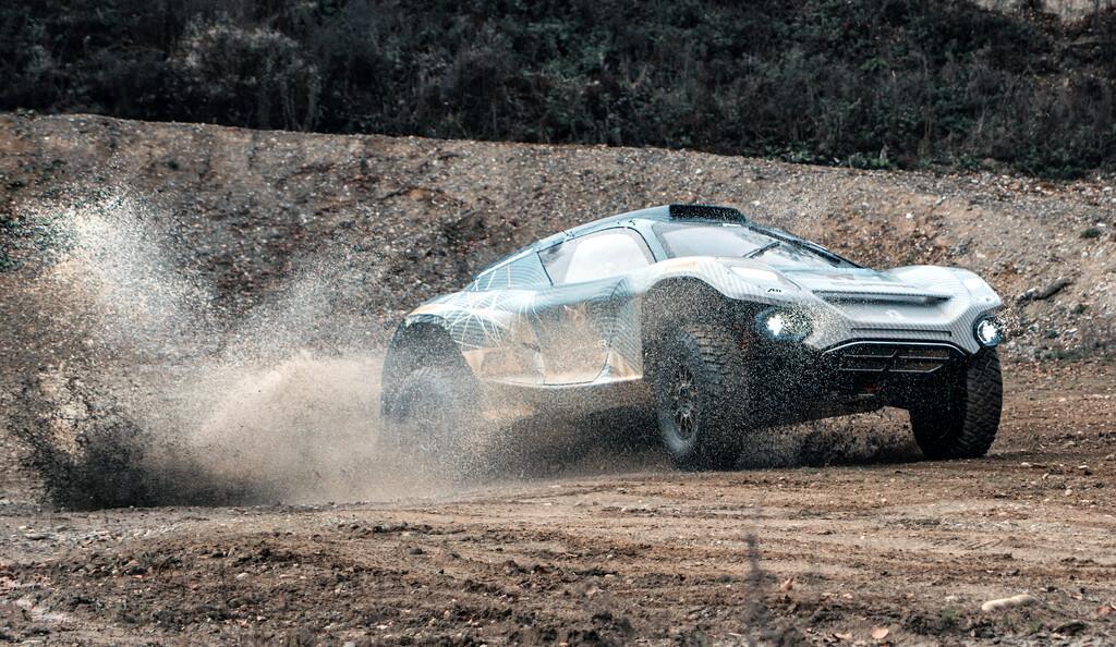 ABT Extreme-E Rallyeauto