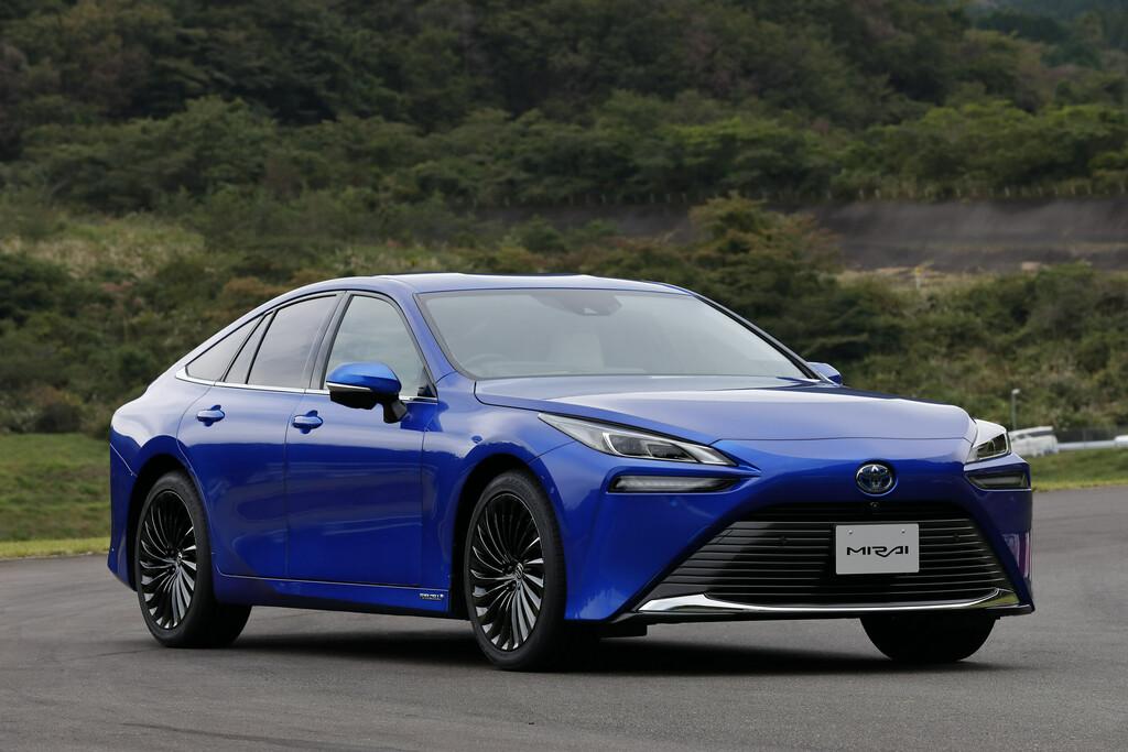 Toyota frischt den Mirai auf
