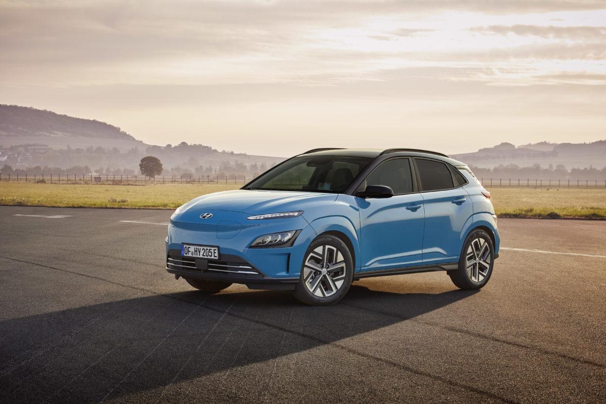 Hyundai nennt Preise für neuen Kona Elektro und neuen Kona Hybrid