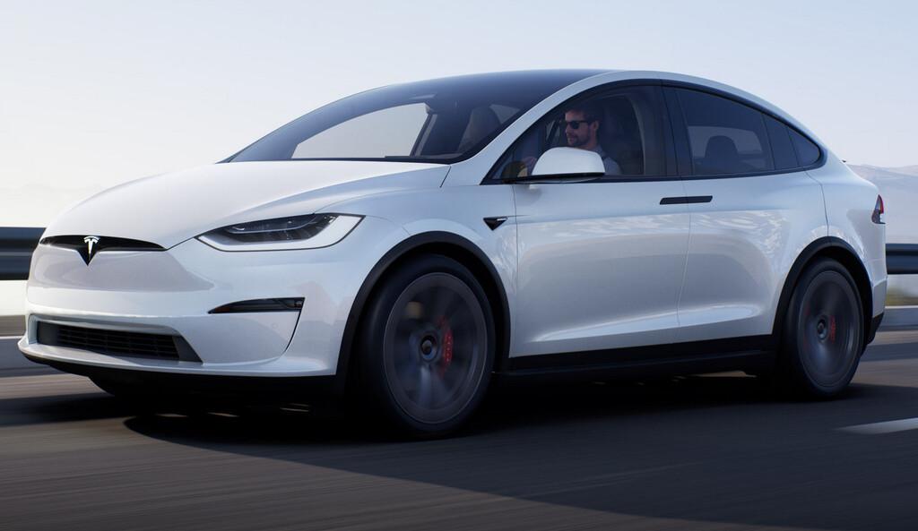 Tesla Modelle S und X erhalten ein Facelift