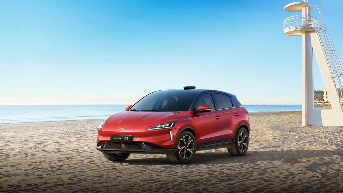 Neuer chinesischer E-Auto-Lieferant