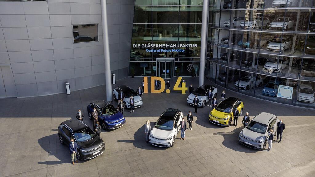 VW liefert nun den ID 4 aus