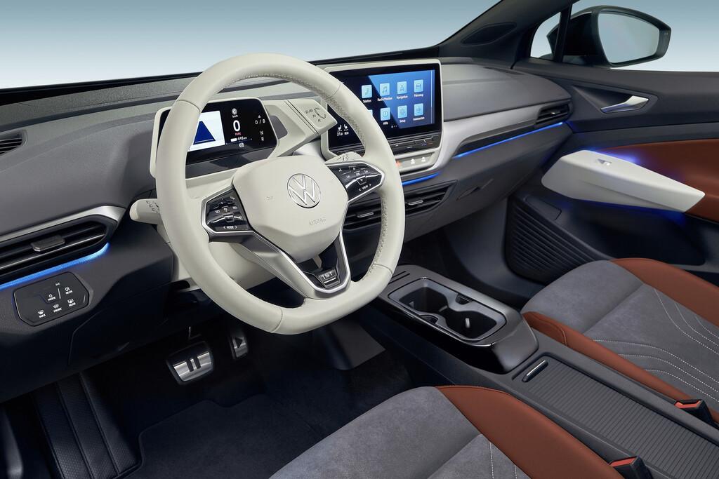 VW ID 4 Cockpit