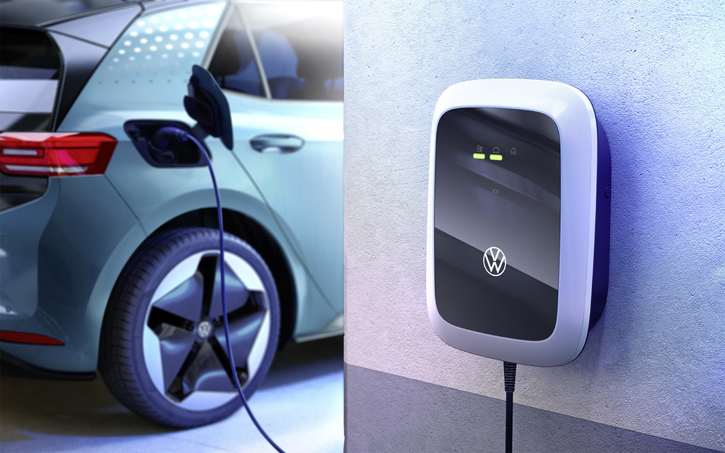 VW Wallbox ID-Charger