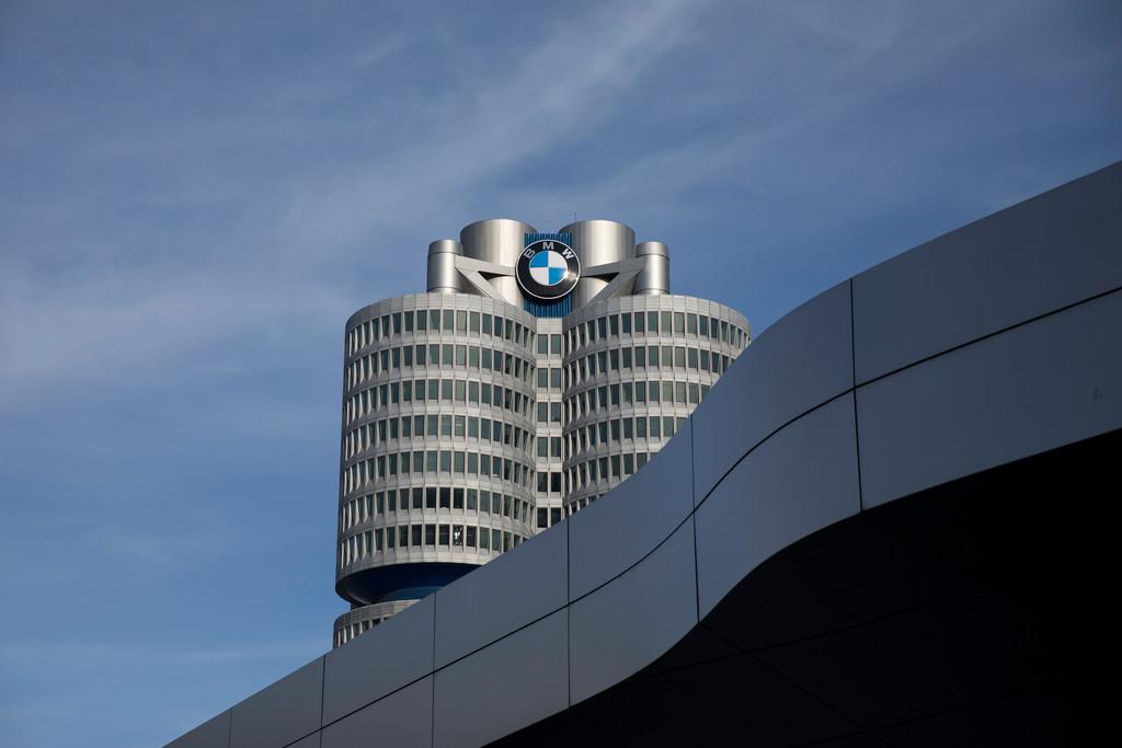 BMW-Konzernzentrale in München