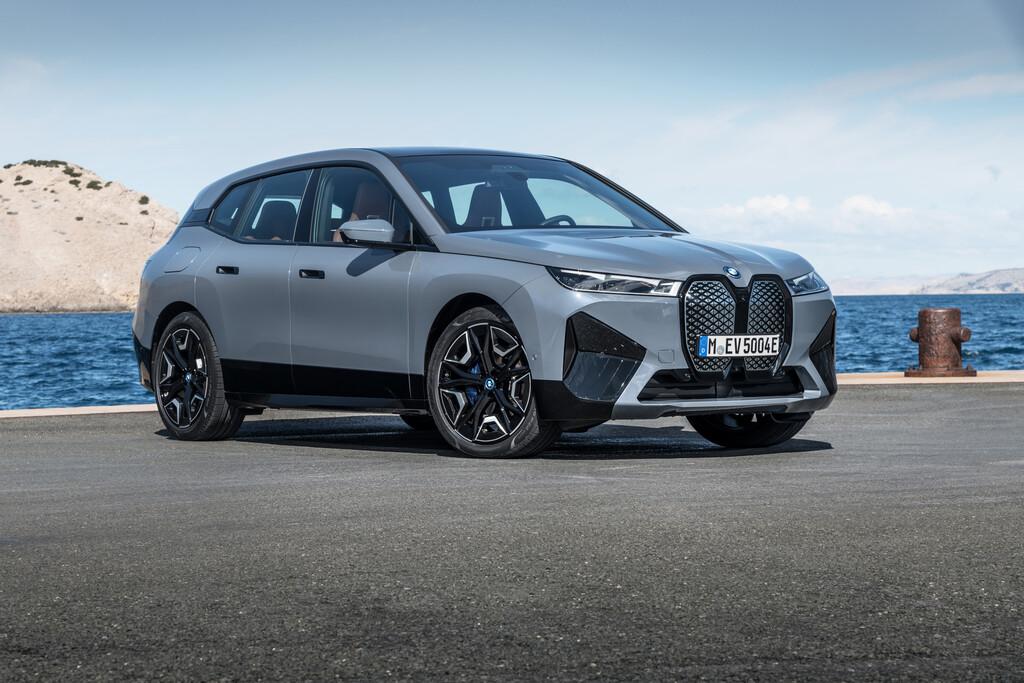 Der BMW iX kommt im November
