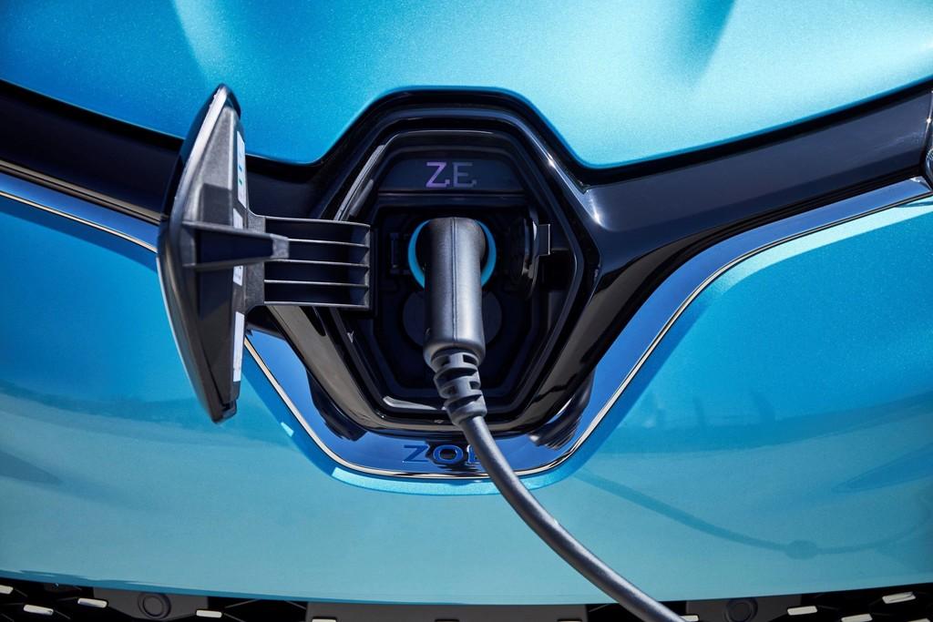 Renault baut Batterie-Gigafactory